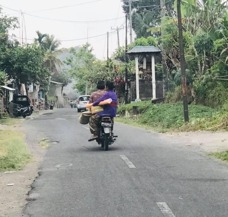 ubud bali moped